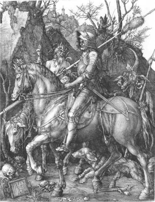 Il cavaliere, la morte, e il diavolo