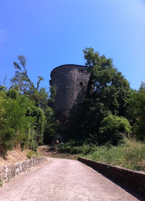Pontremoli, castello